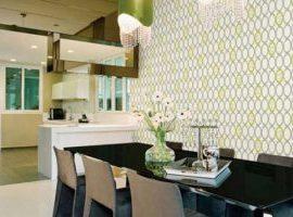 Cách chọn giấy dán decal cho không gian bếp