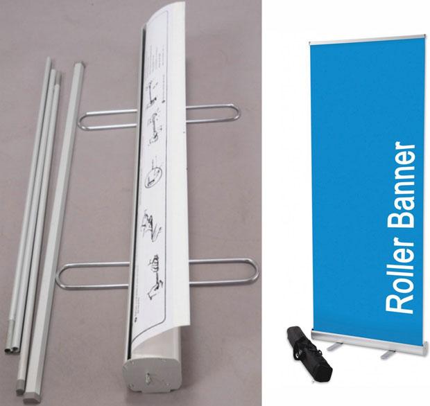 Cách chọn mua standee - khung treo quảng cáo phù hợp